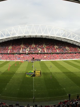Thomond could be a a sea of green - it it gets a green light to host Rugby league World Cup games.