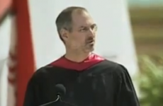 """Stay hungry, stay foolish"" – Steve Jobs' address at Stanford"