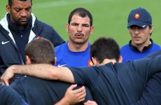 Plus ca change… Lievremont names same French side for World Cup decider