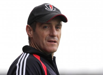Dunne previously coached Oulart the Ballagh.