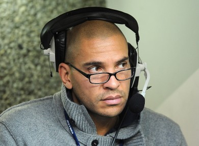 Stan Collymore now works as a commentator for talkSport