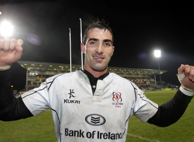 Pienaar returns to Ulster's starting XV for Friday's Pool 4 match with Aironi