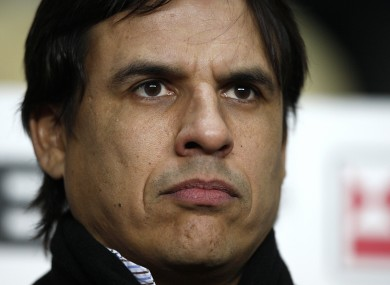 Chris Coleman: quit Greek club job.