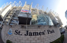 What's in a name? Newcastle fan charged over Stadium graffiti
