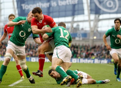 Ireland suffered a disappointing loss to Wales earlier.