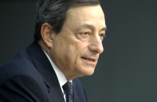 LIVE: ECB president Mario Draghi's press conference in Frankfurt
