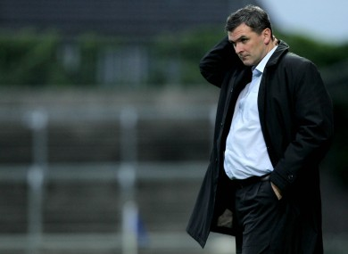Limerick boss Pat Scully.