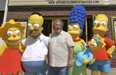 Column: I saw the first draft of the first Simpsons episode – and it wasn't very good