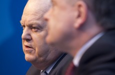 Noonan almost halves Budget projection for economic growth in 2012