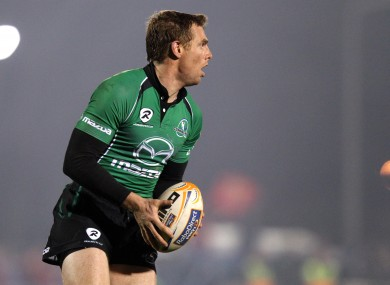 Duffy has been an integral part of the Connacht side in recent seasons.