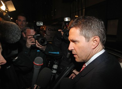 Purslow left his role as managing director shortly after the Fenway takeover in October 2010.