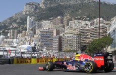 Denied: Schumacher records fastest time at Monaco but