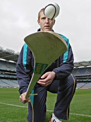 Henry Shefflin: Kilkenny forward will carry the torch at Croke Park.