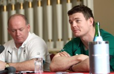 Ireland's Call: Put your question to Declan Kidney and Brian O'Driscoll in New Zealand