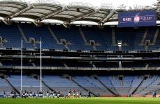 GAA ready to back 2023 Rugby World Cup bid