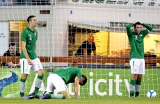 Ireland U21s beaten by ten-man Turkey in vital qualifier