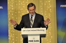 Enda wins German magazines' 'European of the Year' award