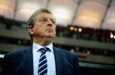 Roy Hodgson refuses to blame Hart for greatest bicycle kick of all time… or the other goals