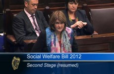 Social Welfare Bill passes in Dáil, moves to