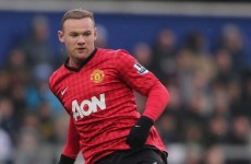 Home comforts key to Manchester United's treble chances, admits Wayne Rooney