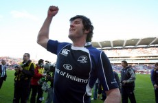 Shane Horgan: There were about 300 people at my 1st Leinster game