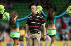 UPDATE: No approach yet, says McKenzie as O'Shea reiterates 'Quins commitment