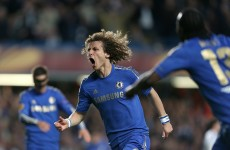 Sublime David Luiz goal the Chelsea cherry as they reach Europa Final