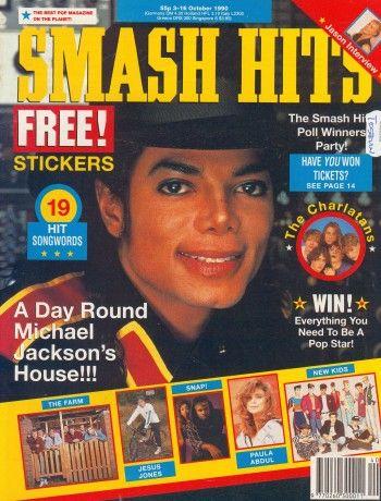 Various - Smash Hits 1990