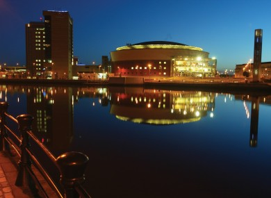 The Belfast Waterfront
