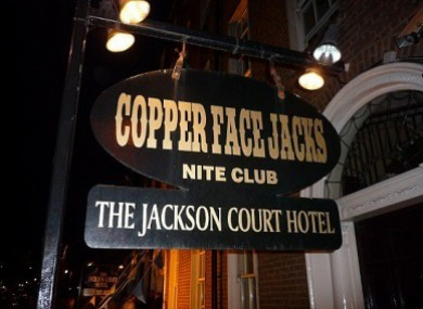Copper Face Jacks Facebook