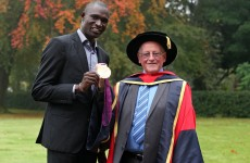 World record holder Rudisha to run 800m i