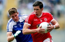 Tyrone overcome Monaghan in a heated affair