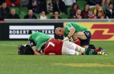 30% of Irish rugby players retiring from injury are under 30