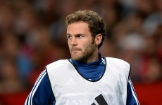 Wenger admits Arsenal are interested in Juan Mata