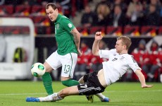 As it happened: Germany v Ireland, World Cup qualifier