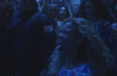 Beyoncé partook in a little backstage Haka while in New Zealand
