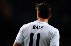 Real Madrid deny Gareth Bale has slipped disc