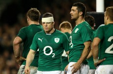 Ireland must play angry against All Blacks — O'Driscoll