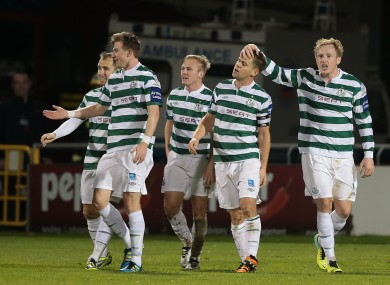 The decision would see a Shamrock Rovers 'B' team compete in the First Division.