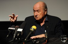 Ding dong Blatter open to hearing Qatar's side in worker abuse claims