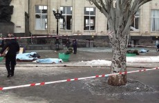 Second bomb blast in Russian city kills at least 10 people