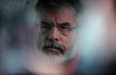 Gerry Adams challenges party leaders to a debate on the past