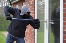 Burglaries down by 10 per cent this year – but thefts increased