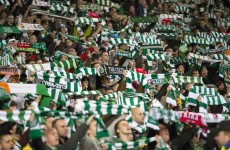 Celtic hit with UEFA fine for Bobby Sands banner