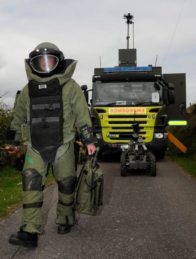 Viable bomb defused in Monaghan
