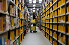 Amazon gain patent allowing it to ship goods before you order them