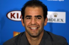Sampras laments modern one dimensional tennis