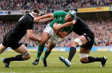 Rory Best: 'The tackle that broke my arm didn't feel bad until I heard a snap'