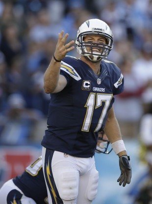 Philip Rivers has already led the Chargers to success in Denver this season.
