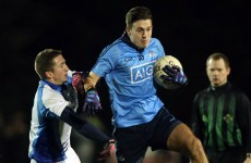 Paul Mannion blasts 2-5 for Dublin as they punish Dubs Stars